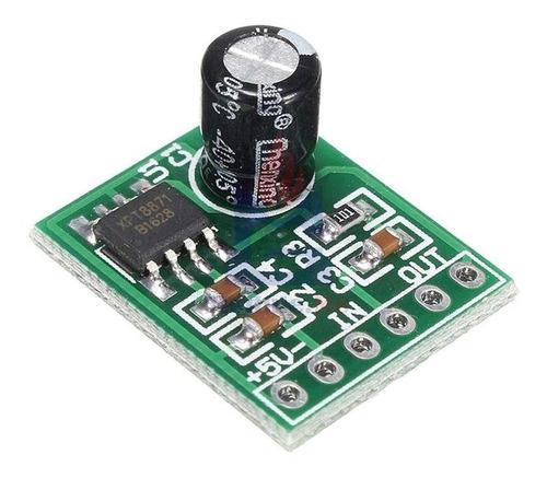 Modulo Amplificador Audio Xh-m125 Xpt8871 5w Ptec