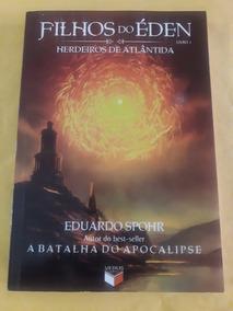 Livro Filhos Do Éden - Herdeiros De Atlântida