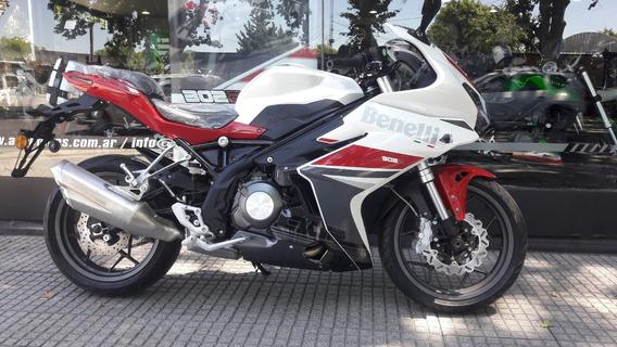 Benelli Bn 302 R Sport 38hp Metzeler (yamaha R3, Kawa 300)