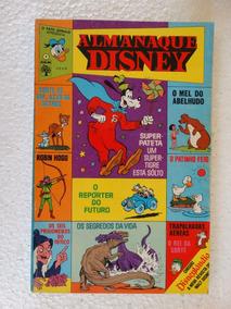 Almanaque Disney Nº 6! Editora Abril Set 1971!