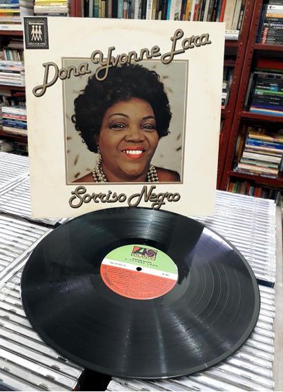 Vinil Dona Yvonne Lara - Sorriso Negro