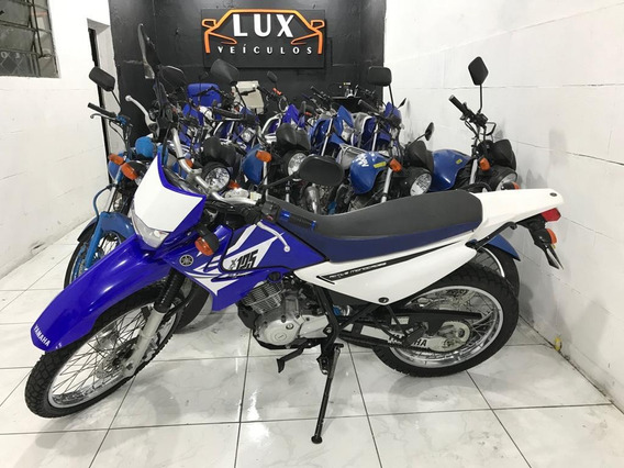 Xtz 125 Azul