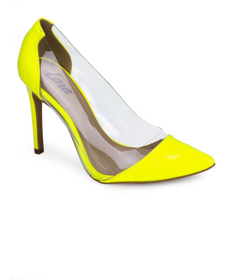 Sapato Scarpin Lara Vinil