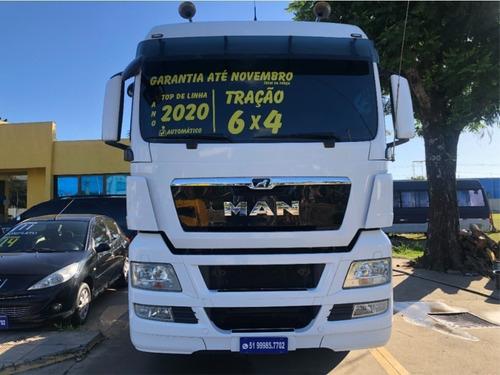 Cavalo Mecânico Man Tgx 29 480 6x4