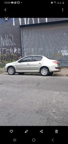 Imagem 1 de 14 de Peugeot 207 2010 1.6 16v Xs Flex Aut. 5p