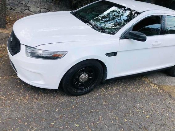 Ford Police Interceptor Police