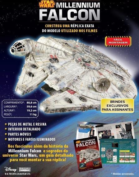 Star Wars Millenium Falcon Planeta Deagostni Fasc. 6 A 63