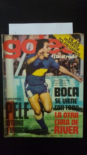 Revista Goles Nº 1379 Union Vs Temperley Boca-bailetti