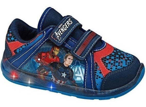 Tenis Junior Avengers 829750 Msi