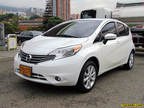 Nissan Note Advance/full Equipo