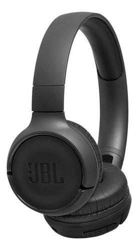 Imagem 1 de 6 de Fone de ouvido on-ear sem fio JBL Tune 500BT preto
