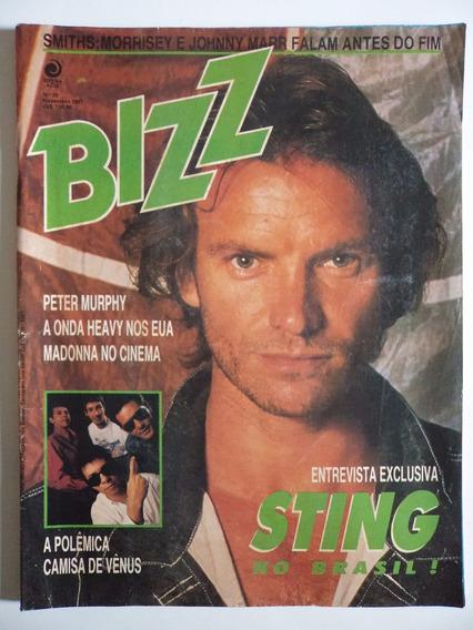 Revista Bizz N 28 - Novembro De 1987