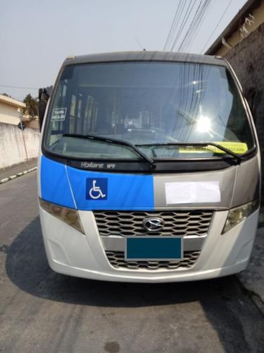 Imagem 1 de 15 de Micro Ônibus Volare W9 2013/2014 - Com Elevador - Motor Mwm
