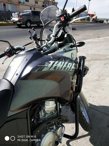 Yamaha Tenere 250 Modelo 2018