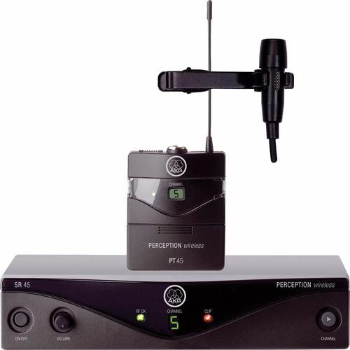 Microfono Inalambrico Akg Perception 45 Solapero