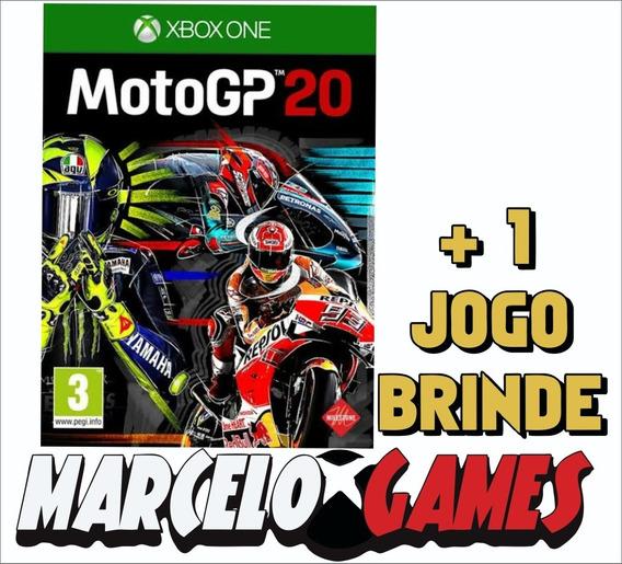 Moto Gp 20 Xbox One Midia Digital
