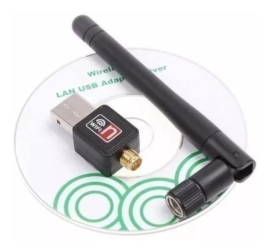 Adaptador Usb Wireless Wifi 1000mbps 802.11n Sem Fio