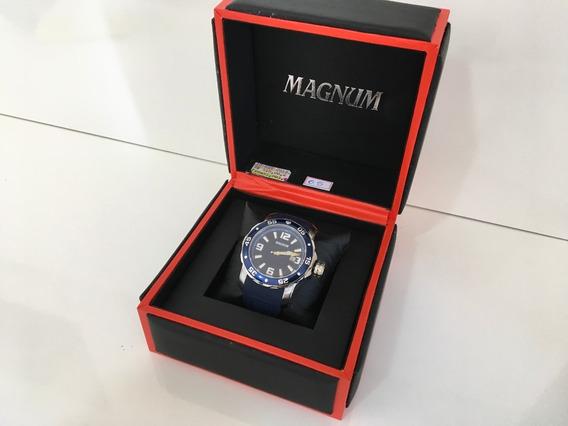 Relógio Masculino Magnum - Ma31908 - Original - 5