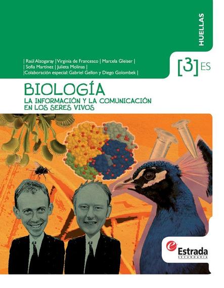 Biología 3 - Huellas Estrada