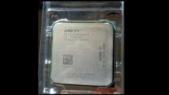 Amd Fx-6300 3.5ghz Six Core 14mb Am3+ Black Edit