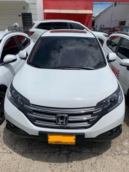 Honda Crv Exl Full Equipo 4x4 Automatica