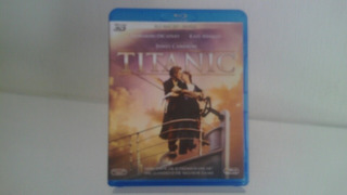 Blu Ray 3d Duplo Titanic