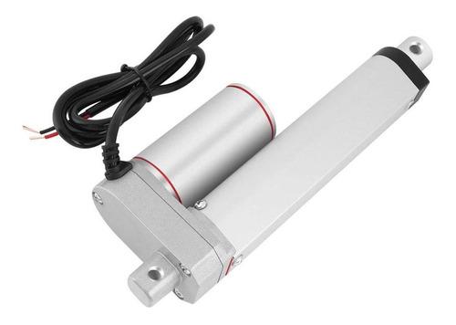 Actuador lineal actuador lineal putter actuador lineal DC 12V 1000N carrera 150-500mm carrera del actuador lineal soporte del motor el/éctrico 50mm