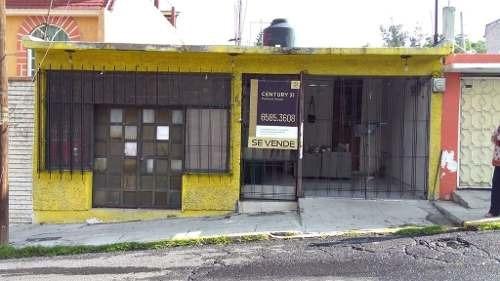 Acogedora Casa En Venta Ubicada En Parque Residencial Coacalco