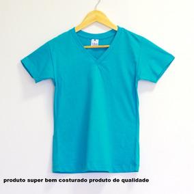 c34d638f2f Kit 50 Camiseta Baby Look Feminina Colorida Atacado Promoção