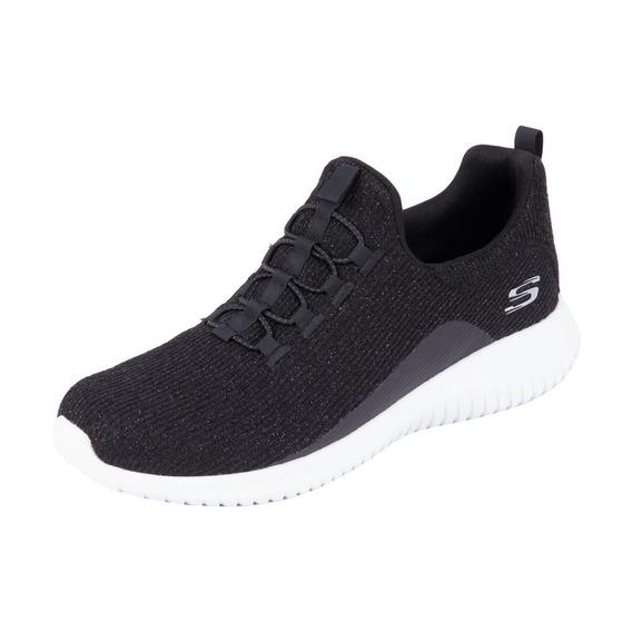 Tênis Skechers Ultra Flex Black