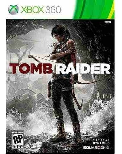 Tomb Raider Original Xbox 360 Mídia Digital