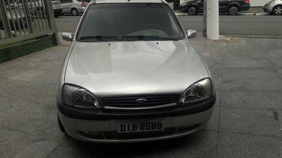 Fiesta Sedan 1.0 Street Manual 4pts Prata 2002 Dh Ve Te Ala