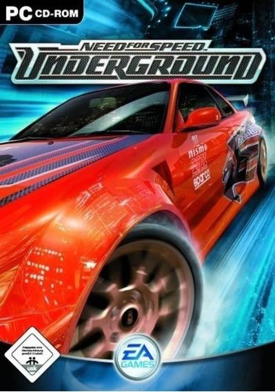 Need For Speed: Underground Br - Pc - Envio Digital