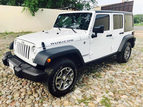 Jeep Wrangler 3.7 Unlimited Rubicon 3.6 4x4 At 2017