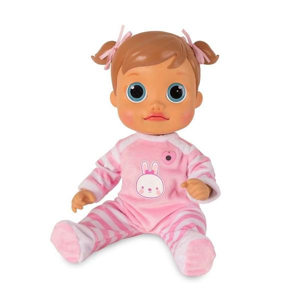 Boneca Baby Wow Analu Rosa Multikids - Br732