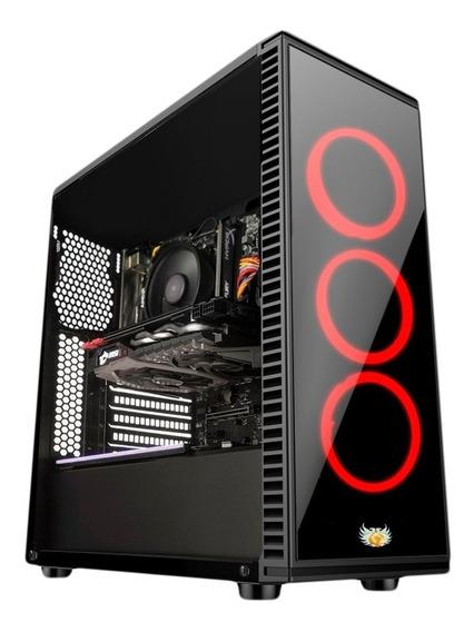 Cpu Gamer Asus/ Core I7 8700/ Gtx 1050 / 16gb/ 1tb/ Wifi