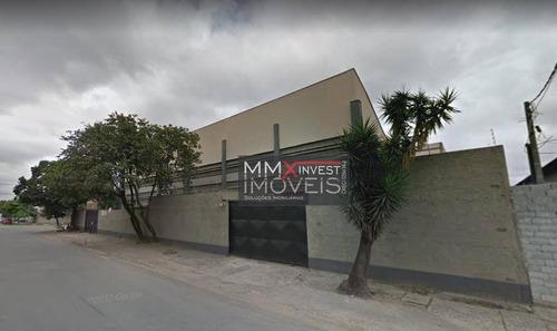 Imagem 1 de 5 de Galpão Para Alugar, 3578 M² Por R$ 40.000,00/mês - Cidade Industrial Satélite De São Paulo - Guarulhos/sp - Ga0163