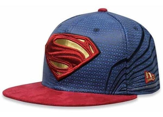 Gorra Superman New Era Única!!