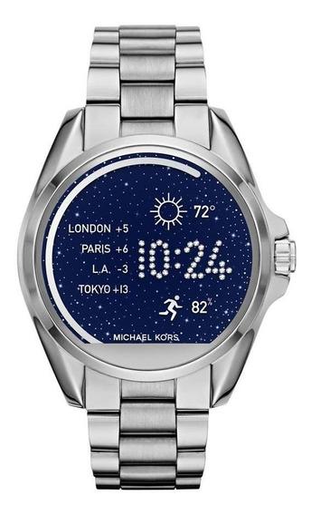 Smartwatch Michael Kors Access Feminino Prata - Mkt5012/1ai