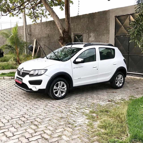 Renault Sandero Stepway 2016 1.6 Hi-power 5p