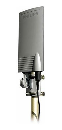 Antena De Tv Uhf Digital E Analógica, Interna/externa