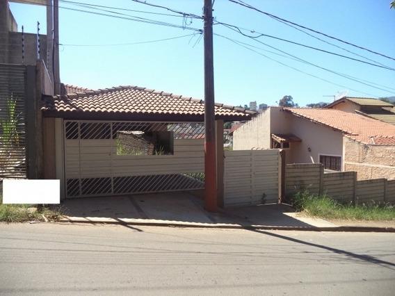 Casa Em Jardim Paulista, Atibaia/sp De 250m² 5 Quartos À Venda Por R$ 650.000,00 - Ca103155