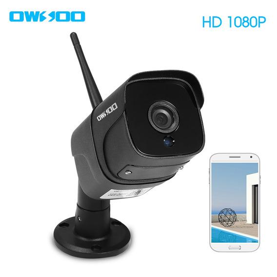 Owsoo Ca-830-r Wi-fi Câmera De Segurança Sem Fio Full Hd