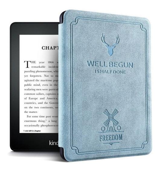 Capa Kindle Deer - Novo Kindle Paperwhite À Prova D Água