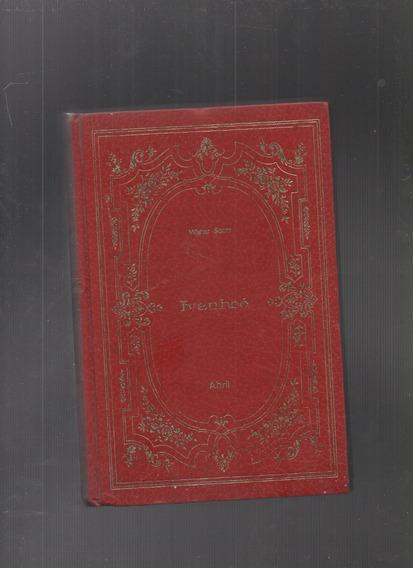 Livro Ivanhoé- Walter Scott (capa Dura Original)