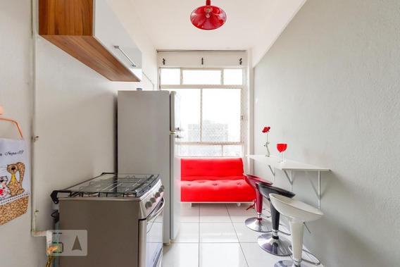 Studio No 22º Andar Com 1 Dormitório - Id: 892950447 - 250447