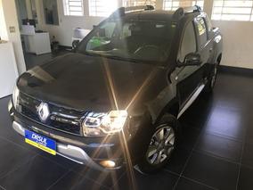 Renault Duster Oroch Dynamique 2.0 At 2017 Preto Flex