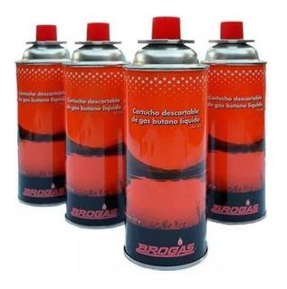 Cartuchos De Gas Butano Conometal 227 Grs - Aj Hogar