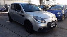 Renault Sandero Gt Line 16 16v 2012 64000km $168.000 (ig)