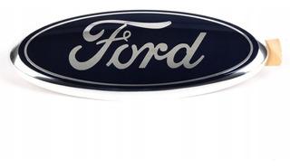 Logo Emblema Ovalo Focus 3 Desde 2013 Delantero
